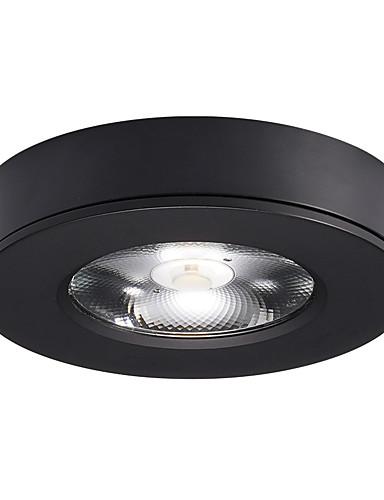 preiswerte LED Deckenlichter-ZHISHU 1 set 7 W 700 lm 1 LED-Perlen Leicht zu installieren Neues Design LED Spot Lampen Warmes Weiß Kühles Weiß 220-240 V kommerziell Zuhause / Büro Wohn- / Esszimmer