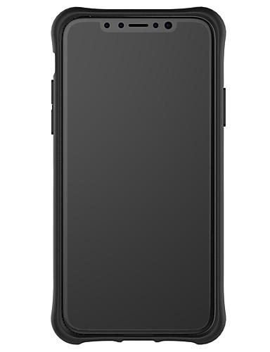 במקרה ללא מגן במקרה מחוספס זעזועים רובוט שריון כיסוי הטלפון הנייד עבור iPhone x