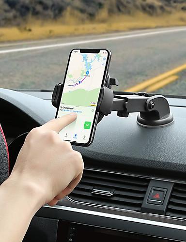 autóba szerelhető állványtartó szívókorong mobiltelefon navigációs tartó többfunkciós hosszú rúd teleszkópos műszerfal konzol 4,7-6,5 hüvelykes okostelefonhoz