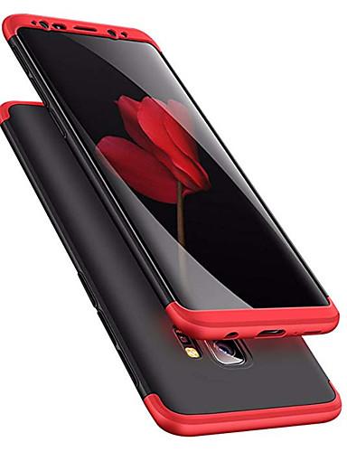 מגן עבור Samsung Galaxy S9 / S9 Plus / S8 Plus אולטרה דק כיסוי מלא אחיד קשיח פלסטי