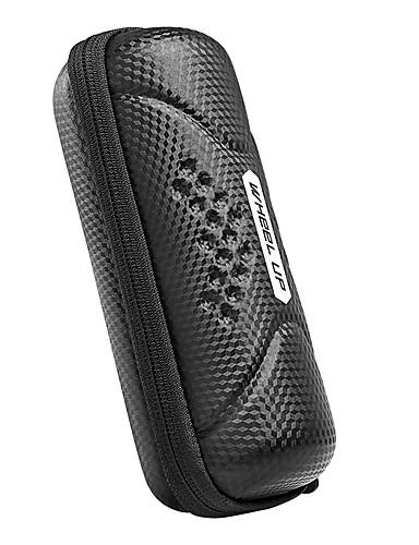 billige Sykling-Wheel up 1 L Vesker til sykkelramme Bærbar Sykling Fukt-sikker Sykkelveske PU EVA Sykkelveske Sykkelveske Sykling Utendørs Trening Sykkel