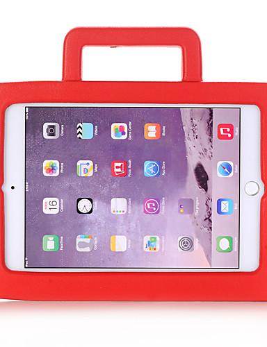 Capinha Para Apple iPad Mini 3/2/1 / iPad Mini 4 Segura Para Crianças Capa traseira Sólido / Desenhos 3D EVA