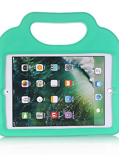 Capinha Para Apple Novo ar do iPad (2019) / iPad Air / iPad (2018) Antichoque / Segura Para Crianças Capa traseira Sólido / Desenhos 3D EVA / iPad (2017)