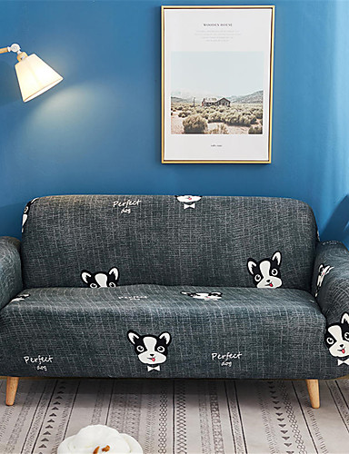Pleasing 2019 New Stylish Simplicity Print Sofa Cover Stretch Couch Inzonedesignstudio Interior Chair Design Inzonedesignstudiocom