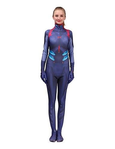 povoljno Anime cosplay-Inspirirana NeonGenesis Evangelion Rei Ayanami Anime Cosplay nošnje Japanski Cosplay Suits Za Žene