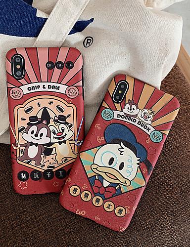 Capinha Para OPPO Oppo R11s / Oppo R11 Plus / Oppo R11 Anti-poeira / Ultra-Fina / Estampada Capa traseira Animal / Desenho Animado TPU