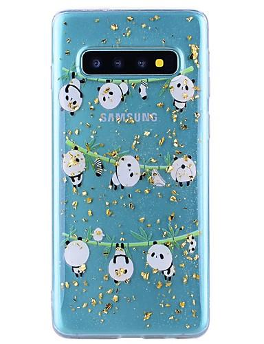 tok Για Samsung Galaxy Note 9 / Note 8 Ανθεκτική σε πτώσεις / Διαφανής / Με σχέδια Πίσω Κάλυμμα Πάντα Μαλακή TPU