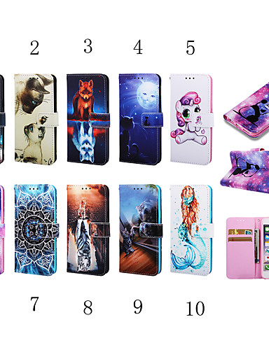 11 99 Case For Apple Iphone Xs Max Iphone 8 Plus Shockproof Wallet Card Holder Full Body Cases Animal 3d Cartoon Panda Hard Tpu Pu