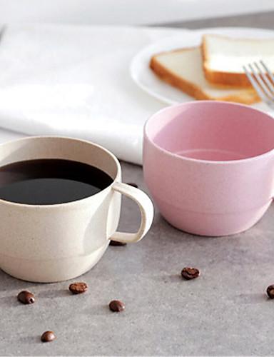 preiswerte Becher & Tassen-Trinkgefäße Kaffeetassen / Becher / Tassen & Tassen Kunststoff Niedlich Veranstaltung / Fest / Lässig / Alltäglich