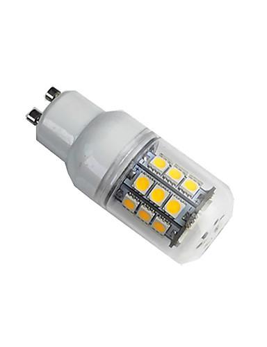 preiswerte Dekorative Beleuchtung-1pc 3.5 W LED Mais-Birnen LED Doppel-Pin Leuchten 300 lm E14 G9 GU10 30 LED-Perlen SMD 5050 Warmes Weiß Weiß 220-240 V