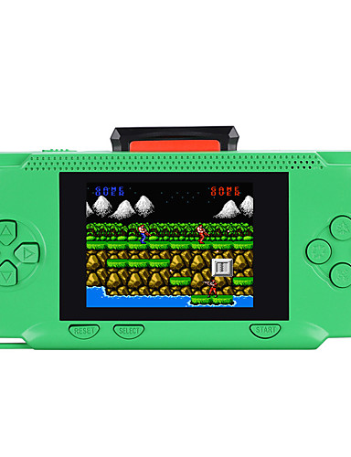 cheap Portable Electronic Games-Game Console Classic Theme Professional Level Simple New Design Plastic Shell Kid's All Toy Gift