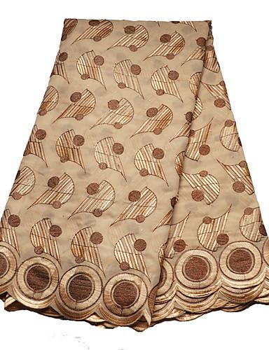 preiswerte Fashion Fabric-Baumwolle Geometrisch Unelastisch 125 cm Breite Stoff für Besondere Anlässe verkauft bis zum 5 Yard