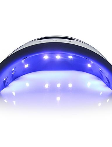 preiswerte Pflege & Haar-36 watt led / uv nagel lampe für maniküre lcd display nagel trockner gelpoliermittel lampe auto sensor mit timing nail art werkzeuge