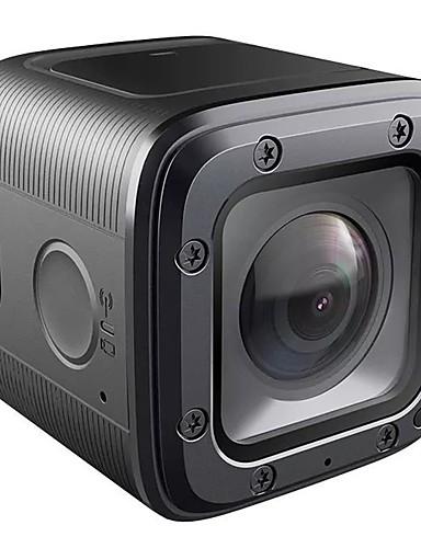 preiswerte Sportkamera-box 2 action kamera 4k / 30fps hd 155 grad nd filter fovd super vision fpv unterstützung app micro hdmi port sm2740-1104