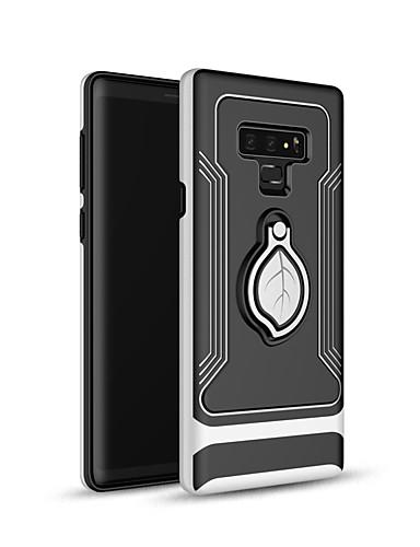 Capinha Para Samsung Galaxy Note 9 Suporte para Alianças / Ultra-Fina Capa traseira Cenário PC