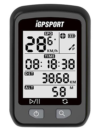 billige Sykling-iGPSPORT® IGS20E Sykkelcomputer Speedometer Kilometerteller Vanntett GPS Trådløs Vei Sykkel Fjellsykkel BMX Sykling
