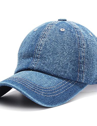 Υφάσματα Καπέλα με Μονόχρωμο 1 Τεμάχιο Causal / Καθημερινά Ρούχα Headpiece