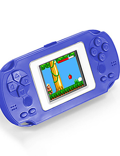 cheap Portable Electronic Games-Game Console New Design Exquisite Comfy Plastic Shell Kid's All Toy Gift 1 pcs