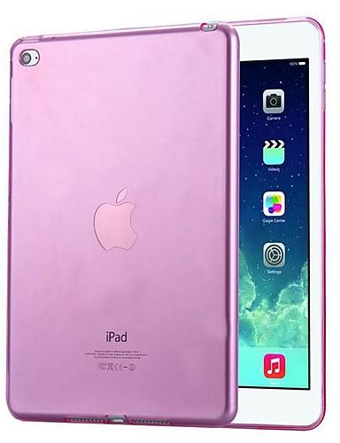 Etui Til Apple iPad Air / iPad 4/3/2 / iPad Pro 10.5 Støtsikker / Støvtett Bakdeksel Ensfarget Myk TPU / silica Gel