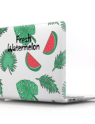 frukt tegneserie pvc hardt deksel skall for macbook pro air retina telefon sak 11/12/13/15 (a1278-a1989)