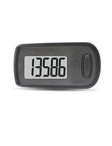 preiswerte Laufsport elektronische Geräte-AU-318 Elektronischer Schrittzähler Andere OS Outdoor / Telefonriemen / Schrittzähler Schwerkraft-Sensor PP+ABS / Neopren Hell Gray