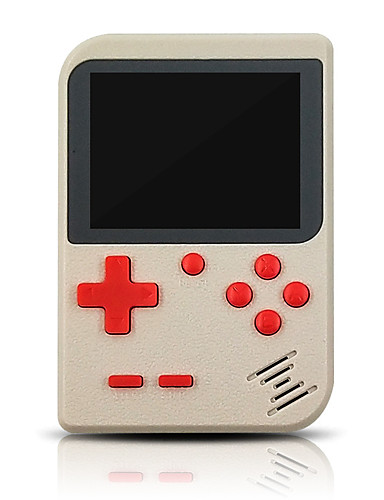 preiswerte Mobile Spielkonsolen-Spielkonsole Klassisch Profi Level Einfache Neues Design Plastikschale Kinder Alles Spielzeuge Geschenk