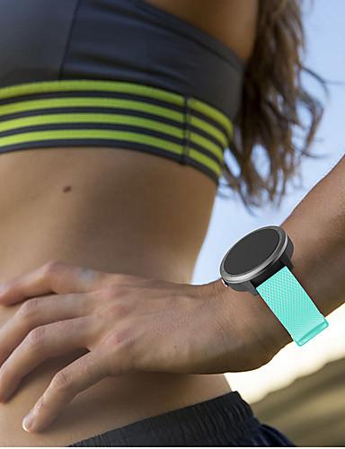 smartwatch banda para vivomove / vivomove hr / vivoactive 3 garmin esporte banda moda pulseira de silicone macio