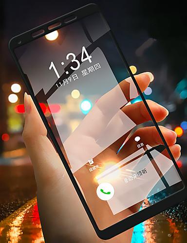 skjermbeskytter til Samsung Galaxy A9 (2018) / a9 stjerneherdet glass 1 stk frontskjermbeskytter høydefinisjon (hd) / 9h hardhet / eksplosjonsbeskyttet