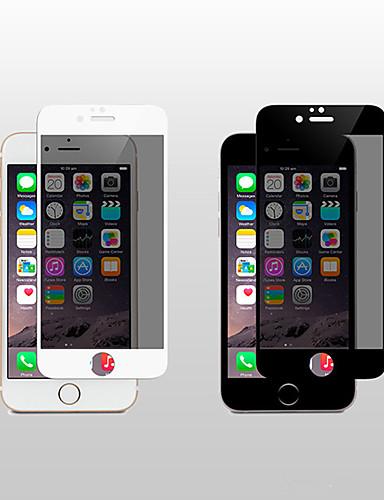 AppleScreen ProtectoriPhone 8 Personvern Anti-Spion Skjermbeskyttelse 1 stk Herdet Glass