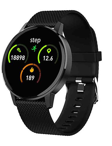 T4 mulheres homens relógio inteligente monitor de pressão arterial de freqüência cardíaca relógio do esporte da moda rastreador de fitness para android ou ios