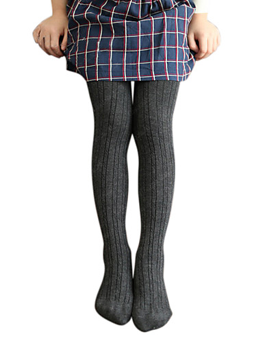 Kid Girl Soft Baby Cotton Warm Tights Socks Stockings Pants Hosiery Pantyhose