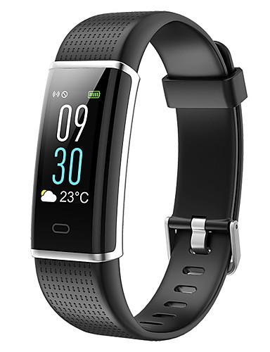 Homens Relógio Esportivo Digital Estilo Moderno Esportivo Silicone 30 m Impermeável Bluetooth Smart Digital Ao ar Livre Fashion - Preto Verde Roxo