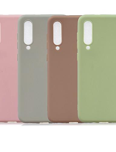 Etui Til Xiaomi Redmi Note 5A / Xiaomi Redmi Note 5 Pro / Redmi 6A Matt Bakdeksel Ensfarget Myk TPU