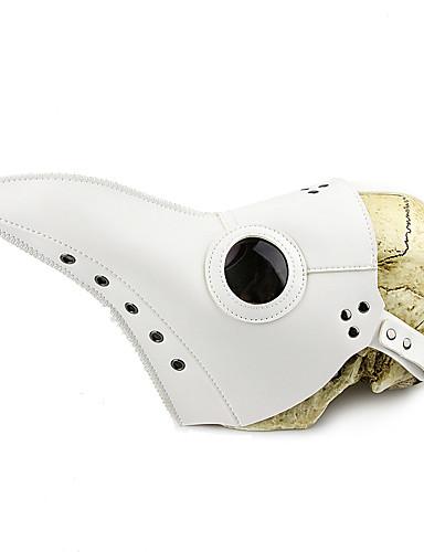 povoljno Anime cosplay-Mask Inspirirana Cosplay Liječnik plague Anime Cosplay Pribor Mask Umjetna koža / Polyurethane Leather Steampunk Noć vještica