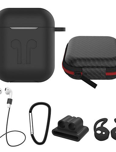 Etui Til AirPods Støtsikker / Støvtett Headphone Case Myk