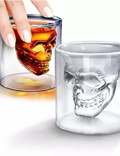 preiswerte Weingläser-Trinkgefäße Neuheiten bei Tassen und Gläsern / Glas Glas Mini Halloween / Lässig / Alltäglich