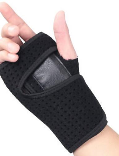 povoljno Vježbanje, fitness i joga-Zaštitnu opremu Steznik za šaku i zglob Terilen Lycra spandex Aluminij Rastezljiva Trening snage Izdržljivost Podrška za zglob Mala težina Potpuno zaštita od dlake i dodatni zahvat Prozračnost