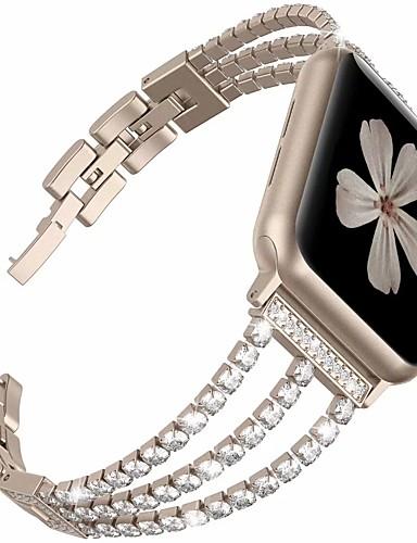 watch band for Apple Watch serien 4/3/2/1 Apple smykker design rustfritt stål håndleddsstropp