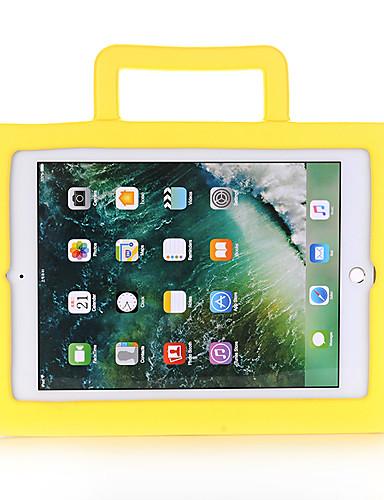 Capinha Para Apple iPad Air / iPad (2018) / iPad Air 2 Segura Para Crianças Capa traseira Sólido / Desenhos 3D EVA / iPad (2017)