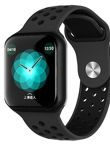Homens Relógio Esportivo Digital Estilo Moderno Esportivo Silicone 30 m Impermeável Bluetooth Smart Digital Casual Ao ar Livre - Preto Dourado Branco