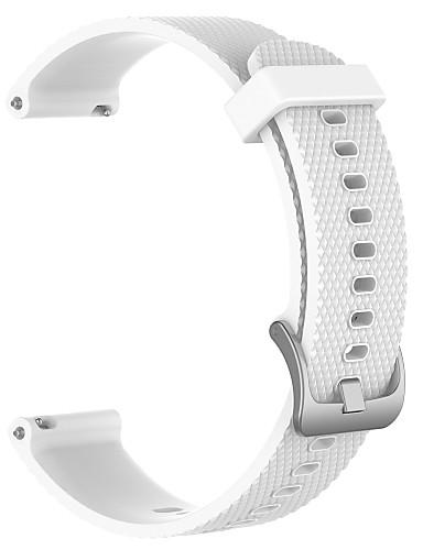 Pulseiras de Relógio para Vivoactive 3 Garmin Pulseira Esportiva Silicone Tira de Pulso