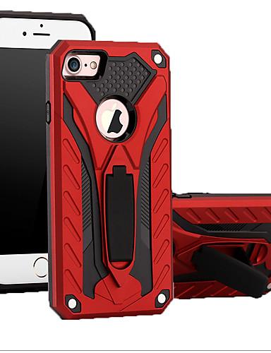 caso para apple iphone xs / iphone xr / iphone xs max capa de volta à prova de choque armadura tpu / fibra de carbono