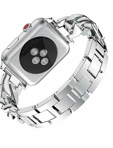 Pulseiras de Relógio para Apple Watch Series 5/4/3/2/1 Apple Pulseira Estilo Milanês Aço Inoxidável Tira de Pulso