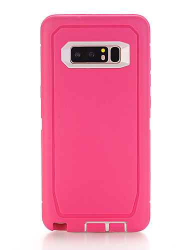 Capinha Para Samsung Galaxy Note 8 Antichoque Capa traseira Sólido TPU