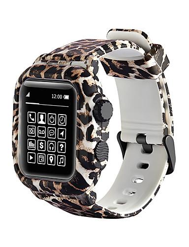 cinta de aço inoxidável malha fina 0.4 linha milan malha de metal com fivela para apple apple watch 4 series 4/3/2/1 geração