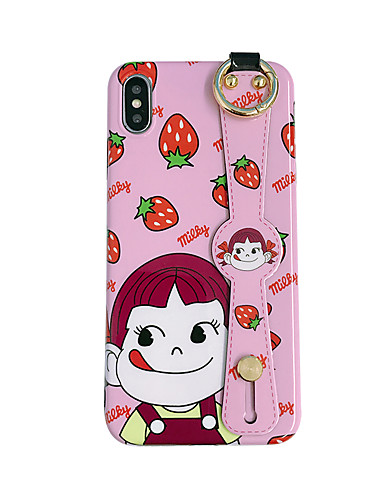 7 99 Case For Apple Iphone Xs Iphone Xr Iphone Xs Max Pattern Back Cover Cartoon Tpu