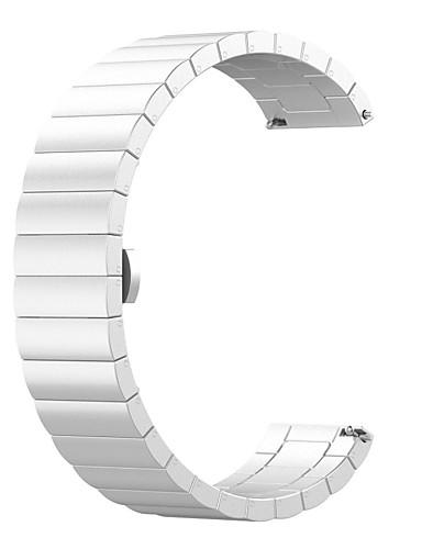 Pulseiras de Relógio para Huawei Assista GT Huawei Modelo da Bijuteria Aço Inoxidável Tira de Pulso