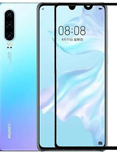 HuaweiScreen ProtectorHuawei P30 Dureza 9H Protetor de Tela Integral 1 Pça. Vidro Temperado