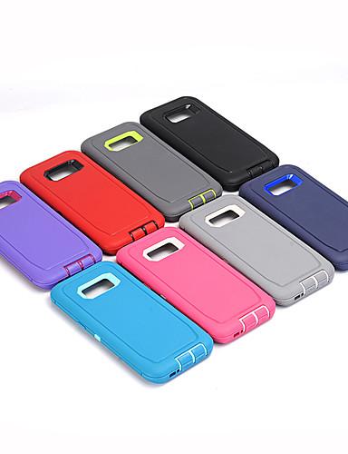 Capinha Para Samsung Galaxy S8 Antichoque Capa traseira Sólido silica Gel