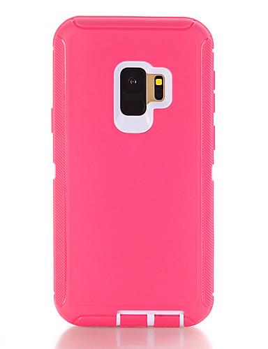 Capinha Para Samsung Galaxy S9 Antichoque Capa traseira Sólido TPU